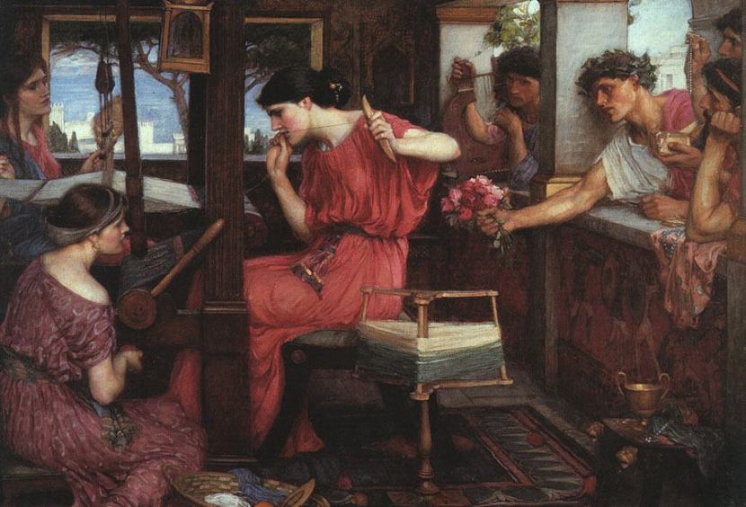 The Penelope Complex(Poem)