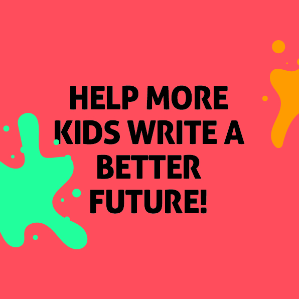 Pen2paper Fundraiser Challenge! Donate to Help YoungVoices!