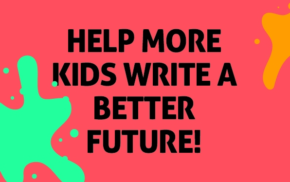 Pen2paper Fundraiser Challenge! Donate to Help Young Voices!