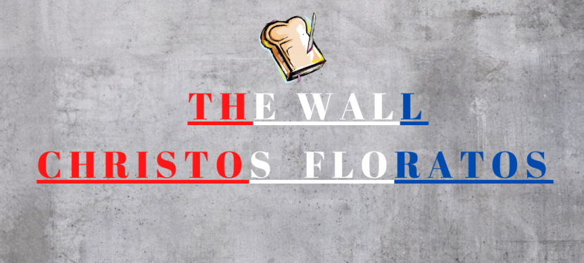 Short Story This Friday – 'The Wall'